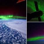 Lélegzetelállító videót tett közzé a NASA a gyönyörű sarki fényről
