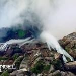 Lélegzetelállító drónvideó a venezuelai Angel-vízesésről