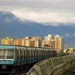 Nap- és szélenergiával fog működni 2018-tól a chilei főváros metrója
