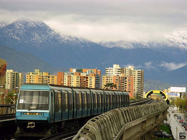 chilei-metro