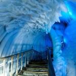 Mesebeli jégbarlang rejtőzik egy kínai hegységben