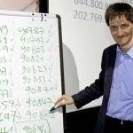 Egy német pszichológus döntötte meg a gyökvonás világrekordját