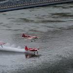 Majdnem tragédiába fulladt a Duna fölötti rekordkísérlet