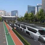 Photo: Autók felett haladó, futurisztikus járművek közlekedhetnek a kínai nagyvársokban