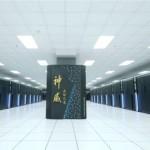 Kínában épült a világ leggyorsabb szuperszámítógépe