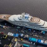 Photo: Átadták világ legnagyobb jachtját
