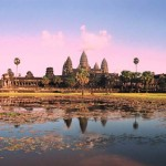 Óriási középkori településmaradványokat fedeztek fel Angkorvat közelében