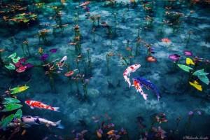 Japán az esős évszakban – mesébe illő fotók