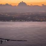 Megkezdte az Atlanti-óceán átszelését a napelemes repülő