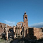 Belchite – a lerombolt spanyol szellemváros