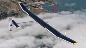 Megkerülte a Földet a Solar Impulse 2 napelemes repülőgép