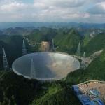 Elkészült a világ legnagyobb rádiótávcsöve Kínában