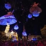 Lenyűgöző látvány és csodálatos fényjáték a Zsolnay Fényfesztiválon