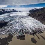 Látványos drónfotók Izland vadregényes tájairól