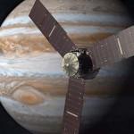 Közel öt évnyi utazás után Jupiter körüli pályára állt a Juno űrszonda