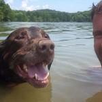 Csodálatos, közös kalanddal búcsúzik súlyos betegséggel küzdő kutyájától