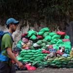 Szemétben fuldoklik a Machu Picchu