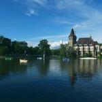 Ismeretlen eredetű mérgező anyag kerülhetett a Városligeti tó vizébe
