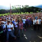 Kolumbiába kell átmenniük gyógyszerért és élelmiszerért a venezuelaiaknak