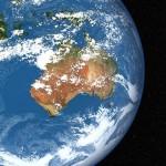 Évente hét centimétert halad észak felé Ausztrália