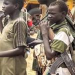 A dél-szudáni konfliktus kezdete óta 16 ezer gyereket soroztak be katonának