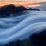 Ködtengerben úszó tájak – lenyűgöző time lapse videó