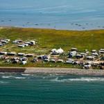 Egy egész alaszkai falut költözésre kényszerít a klímaváltozás