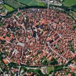 Nördlingen – egy kráterbe épült romantikus kisváros