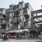 White Building – nyomornegyed az egykori kambodzsai mintalakótelepen