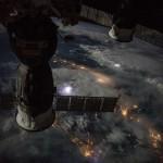 Photo: Ilyen elképesztően fest éjszaka a Földközi-tenger az űrből