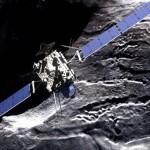 Ma csapódik az üstökösbe a Rosetta űrszonda
