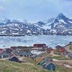 Megdőlt a nyári meleg és a jégolvadás rekordja is Grönlandon