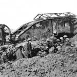 Száz éve vetették be az első tankokat