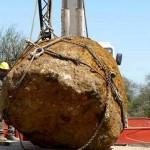 Harminctonnás meteoritot találtak Argentínában