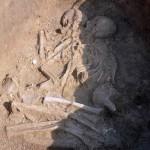 5000 éve öleli egymást a Tatabányán talált rézkori emberpár