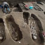 Már több mint ötszáz sírt tártak fel a régészek Tázláron