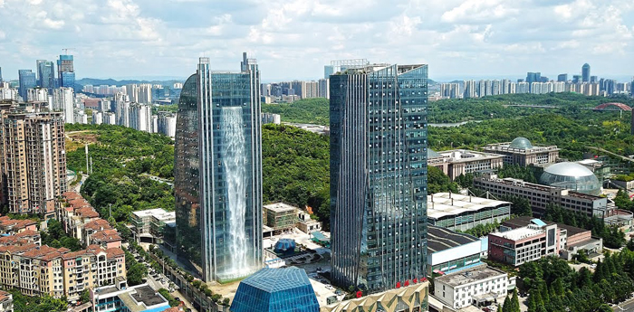 A világ legmagasabb épülő épülete