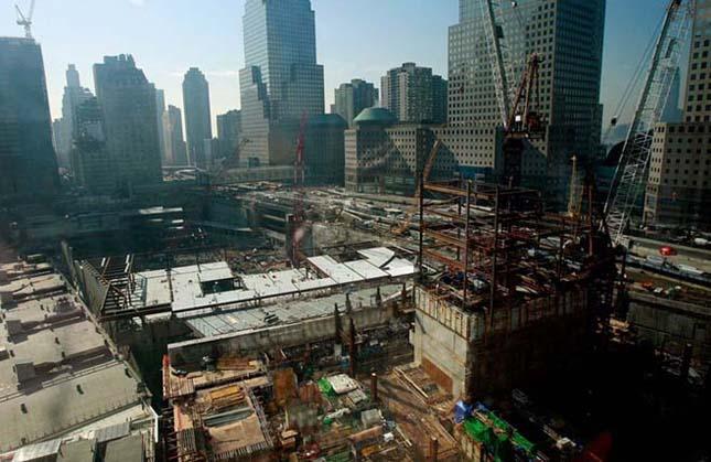 One World Trade Center lesz New York legmagasabb felhőkarcolója