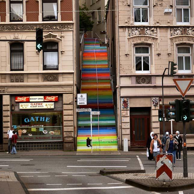 Kreatív lépcsők