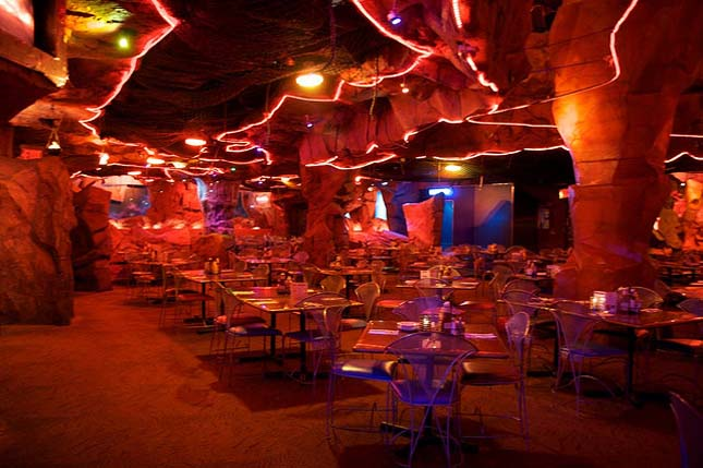 Egyedi éttermek