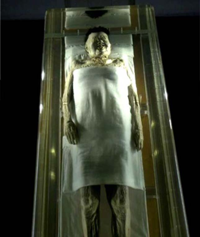 Dai hercegnő múmiája