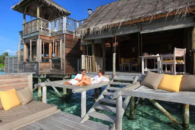 Soneva Gill by Six Senses Hotel, Maldív-szigetek