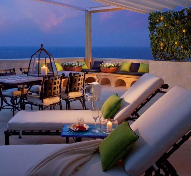 Monaestro Santa Rosa Hotel és Wellness, Olaszország