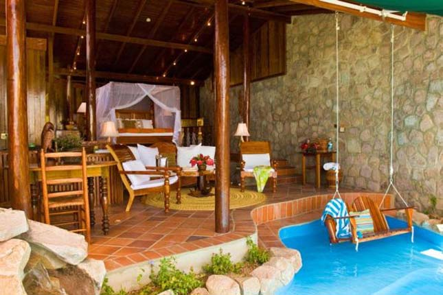 Ladera Hotel, St. Lucia