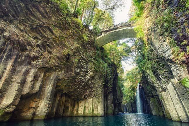 Takachiho kanyon