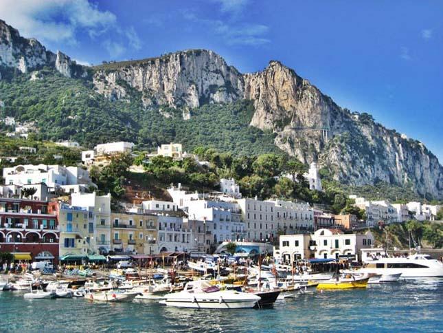 Capri - Görögország