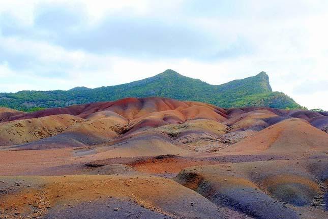 Hétszínű Föld, Mauritius