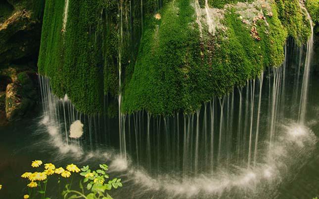 Különleges vízesések