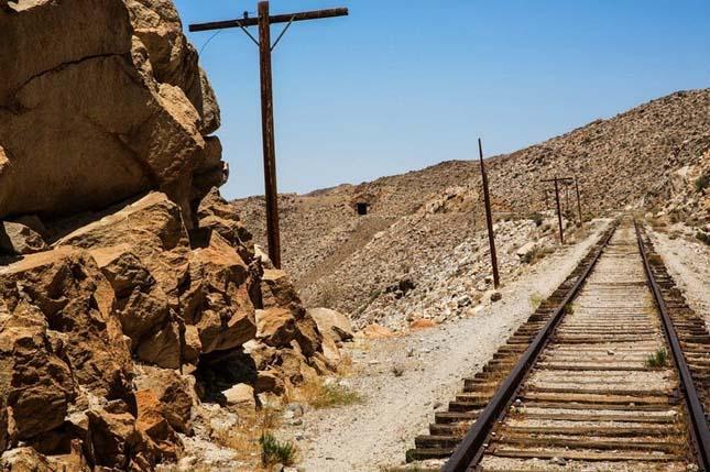 San Diego - a lehetetlen vasútvonal