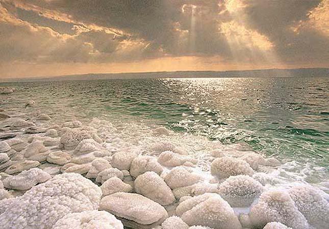 Holt-tenger, Jordánia